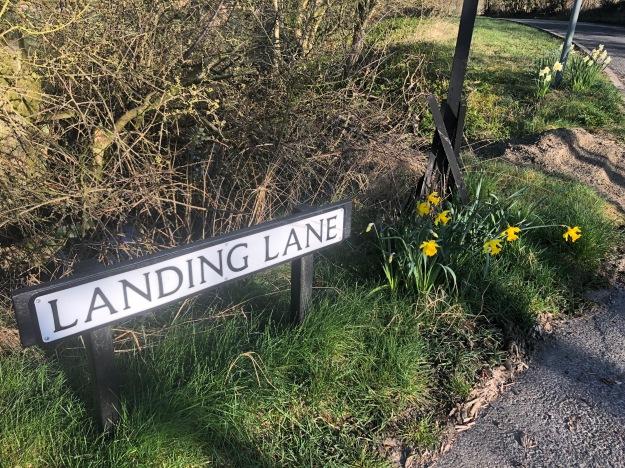 Landing Lane